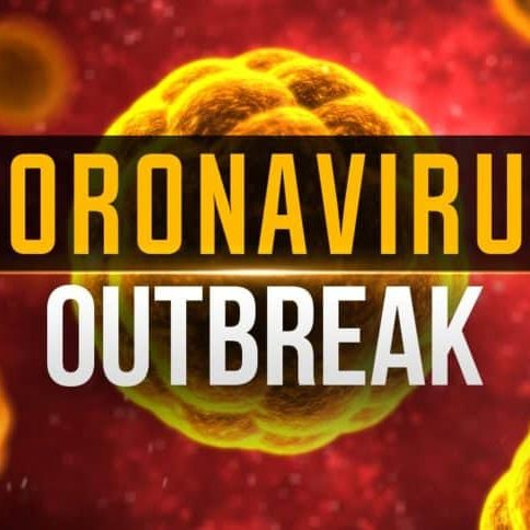 Corona virus outbreak photo